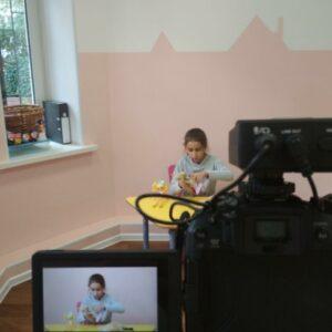 Смена Видеоблогер в летнем лагере