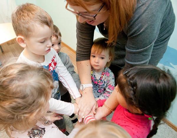 Частный детский сад и детский центр Оливер Одинцово