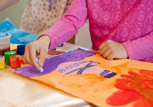 Живопись и рисование для детей